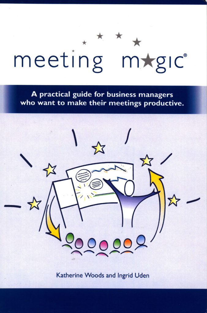 The Meeting Magic print book